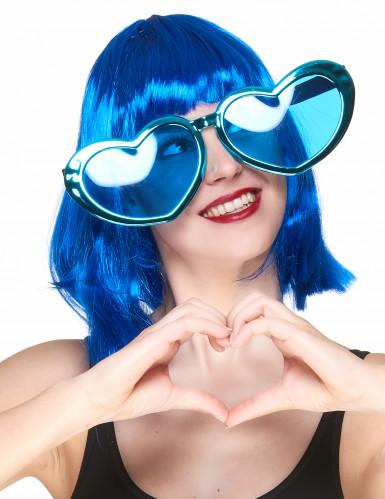 Reuze harten bril voor volwassenen-4