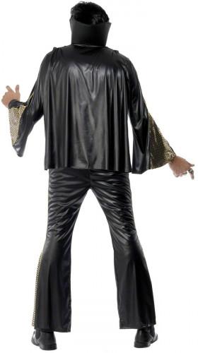 Zwarte Elvis Presley™ outfit voor mannen-1