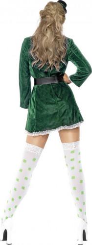 Kostuum van een sexy Ierse voor vrouwen-1