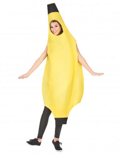 Bananen outfit voor volwassenen -2