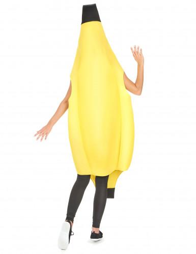 Bananen outfit voor volwassenen -3