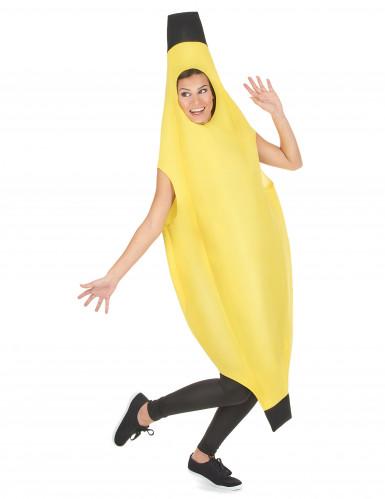 Bananen outfit voor volwassenen -4