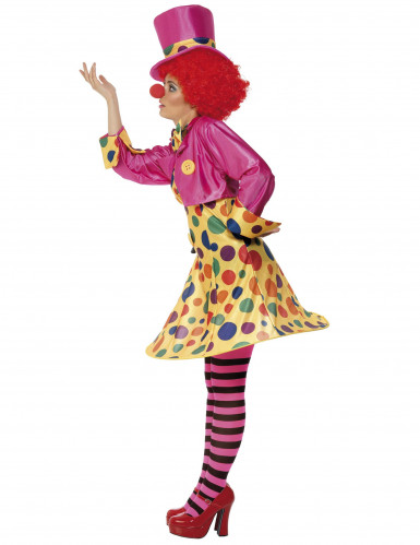 Clowns kostuum voor vrouwen-1