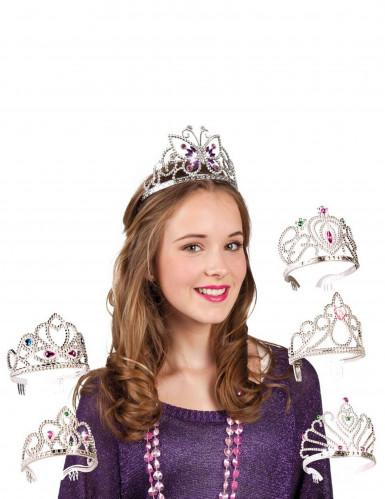 Willekeurige prinsessen tiara voor kinderen