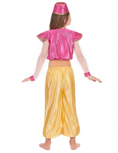Luxe Oosterse danseres kostuum voor meisjes-1