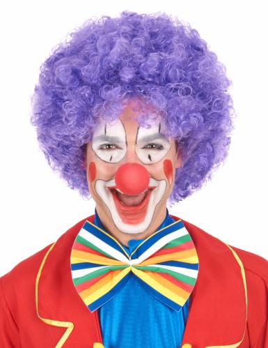 Clownsneus van schuim