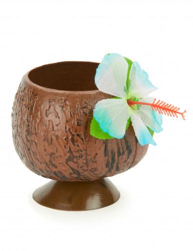 Hawaii kokosnoot beker
