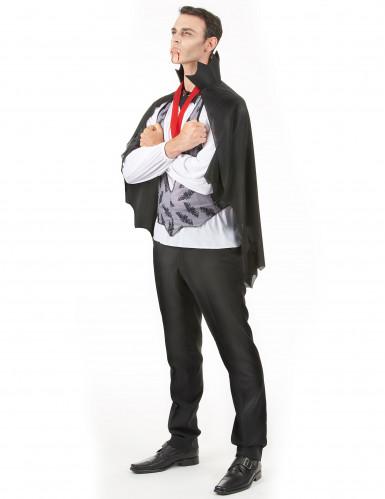 Duister graaf Dracula pak voor mannen-1