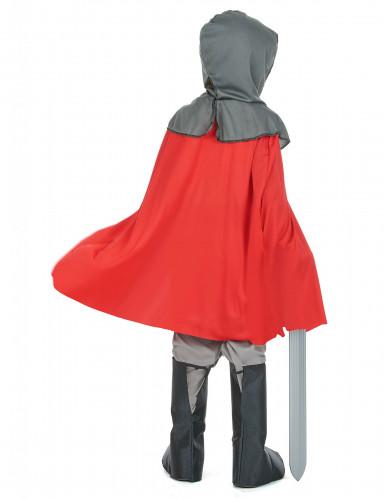 Kruisvaarder ridder kostuum voor jongens-2