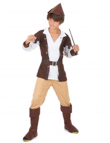 Robin Hood kostuum voor jongens-1