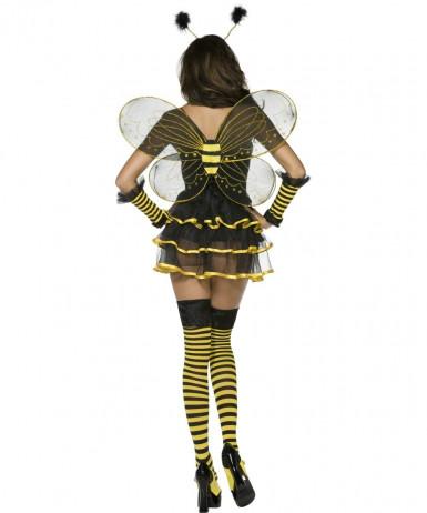 Sexy bijen outfit voor dames-1