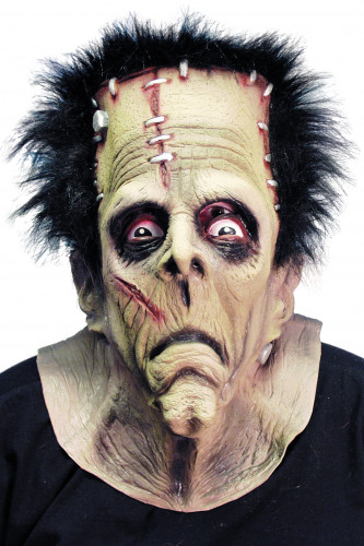 Latex Frankenstein-masker voor volwassenen Halloween