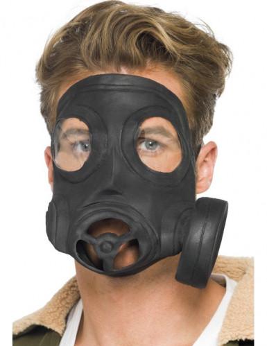 Donker gasmasker voor volwassenen