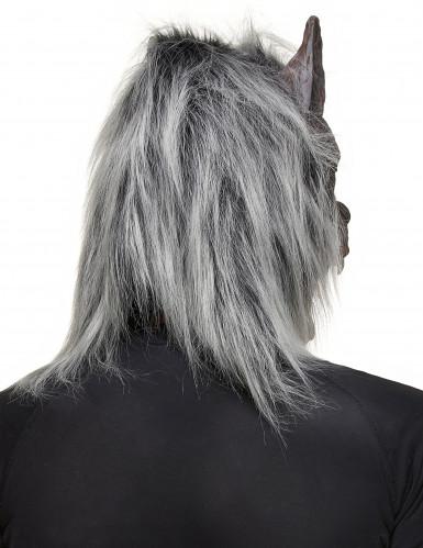 Weerwolfmasker voor volwassenen-1