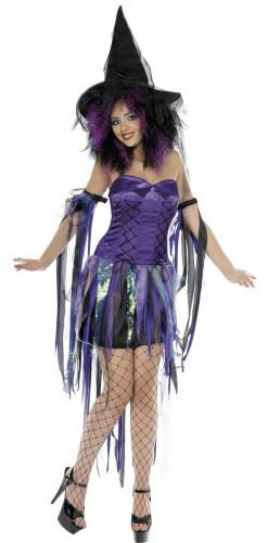 Toverheksvermomming voor dames Halloween