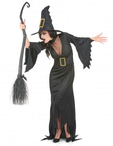 Heks kostuum voor vrouwen-1