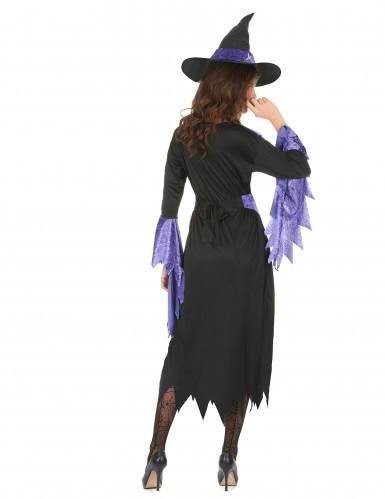 Heksen Halloween kostuum voor vrouwen-2