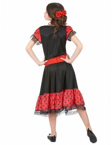 Traditioneel Spaans kostuum voor meisjes-1