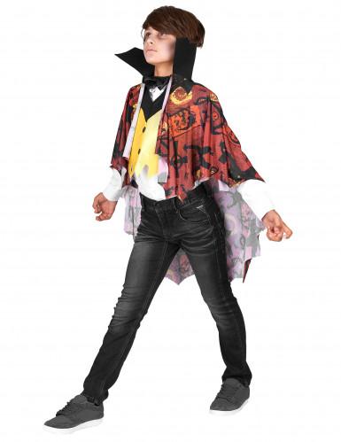 Halloween vampier kostuum voor jongens-1