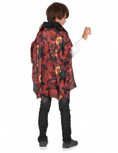 Halloween vampier kostuum voor jongens-2
