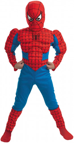Gespierd Spiderman™ kostuum voor jongens