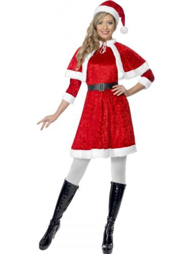 Sexy kerstvrouwpak voor vrouwen
