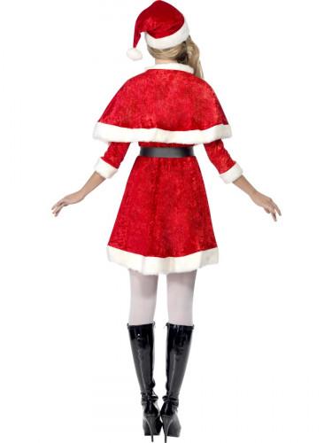Sexy kerstvrouwpak voor vrouwen-1