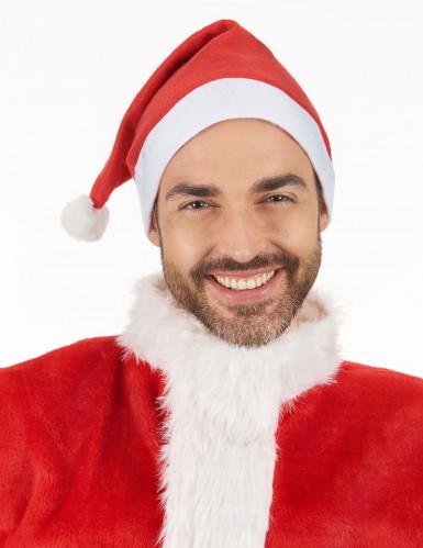 Soepele klassieke kerstmuts-2