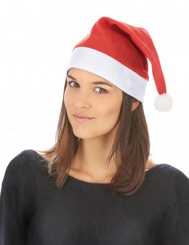Soepele klassieke kerstmuts-1