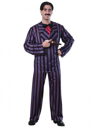 Gomez™-kostuum uit de Addams Family™ voor mannen Halloween