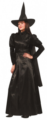 Luxueus heksenkostuum voor dames Halloween