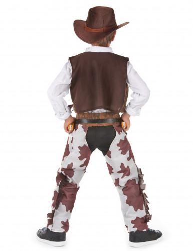 Luxe cowboykostuum voor jongens Verkleedkleren-2