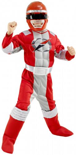 Rood Power Rangers™-kostuum voor jongens