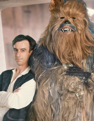 Star Wars™ Chewbacca™ kostuum voor volwassenen-1