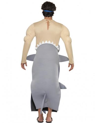 Jaws haaien kostuum voor mannen-1
