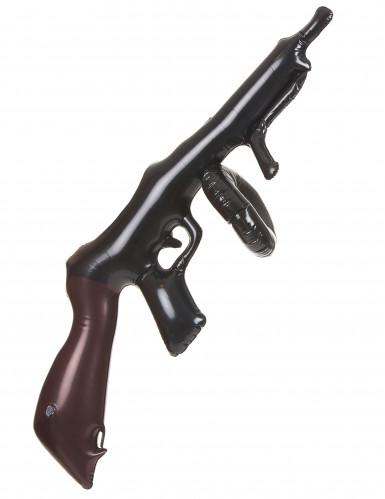 Opblaasbaar gangster machinegeweer