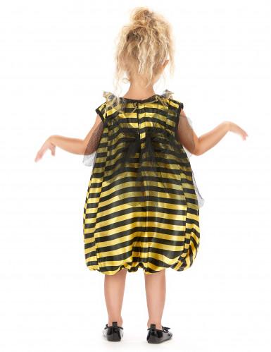 Gele en zwarte bijenjurk voor meisjes-2
