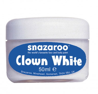 Clownsmake-up van Snazaroo