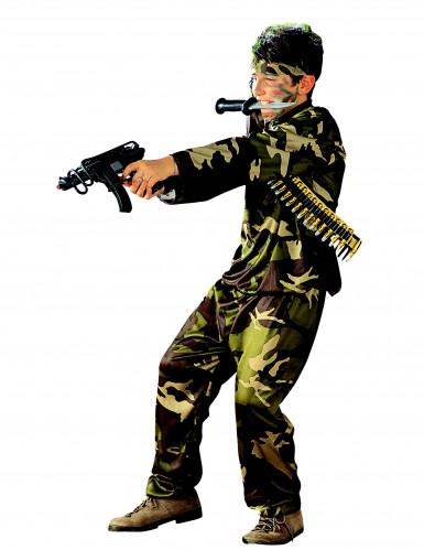 Camouflage kostuum voor kinderen