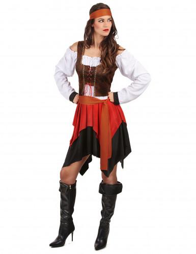 Piraten kostuum voor vrouwen -1