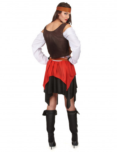 Piraten kostuum voor vrouwen -2