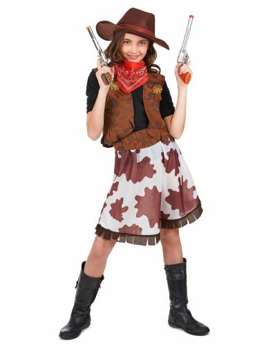 Cowgirlkostuum voor meisjes