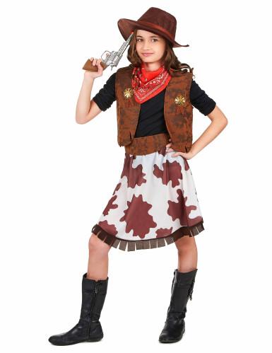 Cowgirlkostuum voor meisjes-1