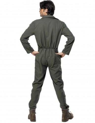 Top Gun™ piloten kostuum voor mannen-2
