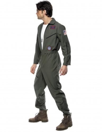 Top Gun™ piloten kostuum voor mannen-1