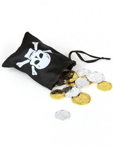 Piratenschat met zak