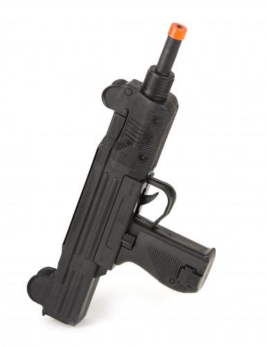 UZI soldaten geweer met geluid