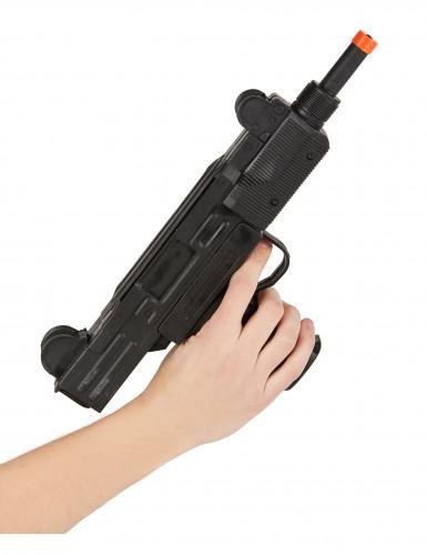 UZI soldaten geweer met geluid -1