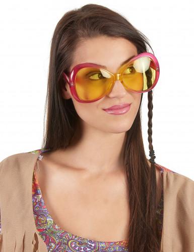 Discobril voor volwassenen met kleurverloop-3
