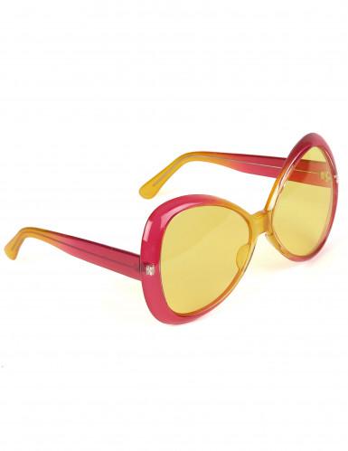 Discobril voor volwassenen met kleurverloop-1